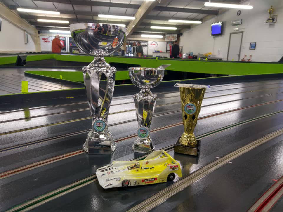 Aston Offers Trophies - Team, Junior and Overall Champion